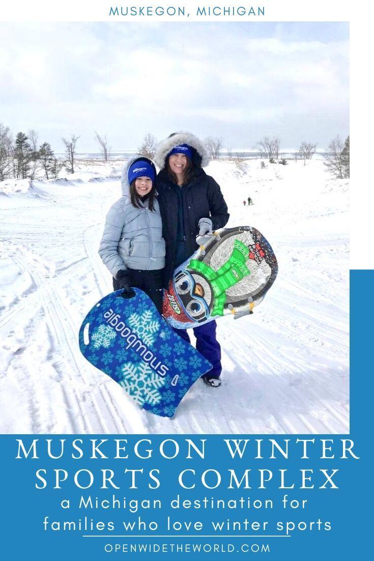 The Muskegon Winter Sports Complex a Michigan Destination