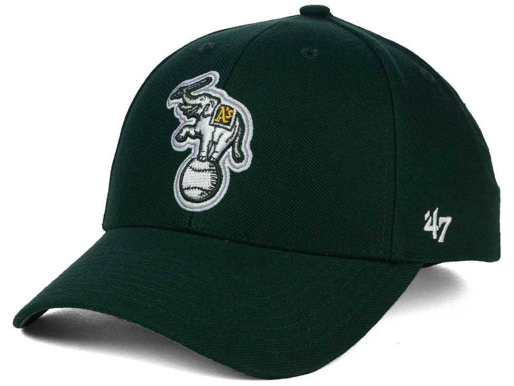 buy popular ede1c 115e2 Oakland Athletics '47 MLB Core '47 MVP Cap in 2019 | Wish ...