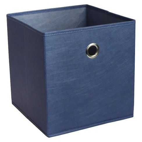 Fabric Cube Storage Bin 11 Mint Room Essentials Target Storage Bins Cube Storage Bins