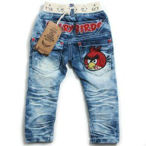 Angry Birds Denim Jeans
