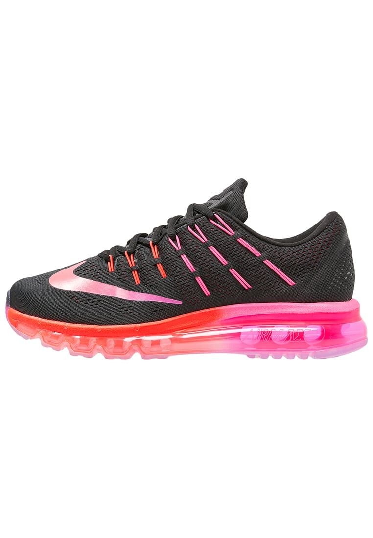 best service be778 0cf4d Femme Nike Performance AIR MAX 2016 - Baskets basses -  black multicolor noble…