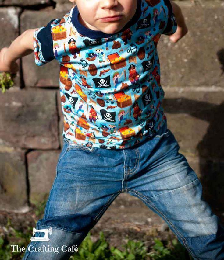 cooles tshirt für schmale jungs  kostenloses