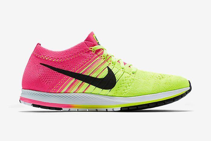 a9c1f3305ea Nike Zoom Flyknit Streak 6 (Volt)