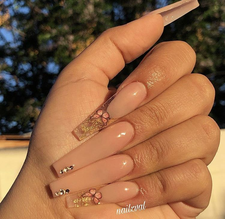 Pin By Mjf On Nail Inspo In 2020 Bling Acrylic Nails Long Acrylic Nails Coffin Cute Acrylic Nail Designs,Faith Beautiful Tattoo Designs For Women
