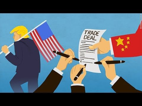 China is ready to pounce if Trump axes Pacific trade deal