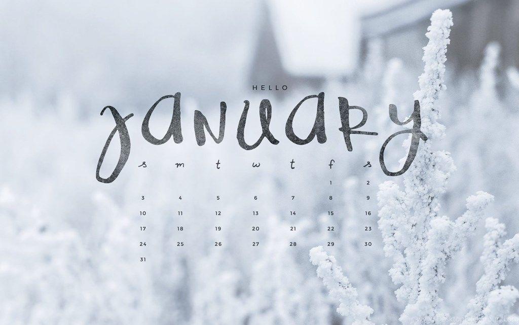 Hello January Wallpaper Hello january, January wallpaper