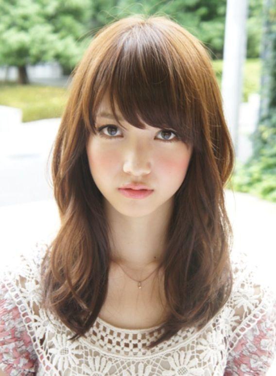 Bangs Hair Medium Hair Styles Medium Hair Cuts Long