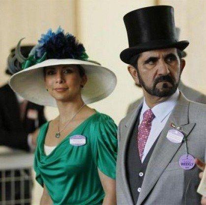 Princess Haya Bint Al Hussein Of Jordan Sheikha Of Dubai Royalty