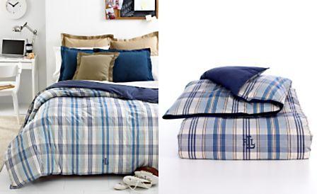 Lauren Ralph Lauren Sundeck Down Alternative Comforters