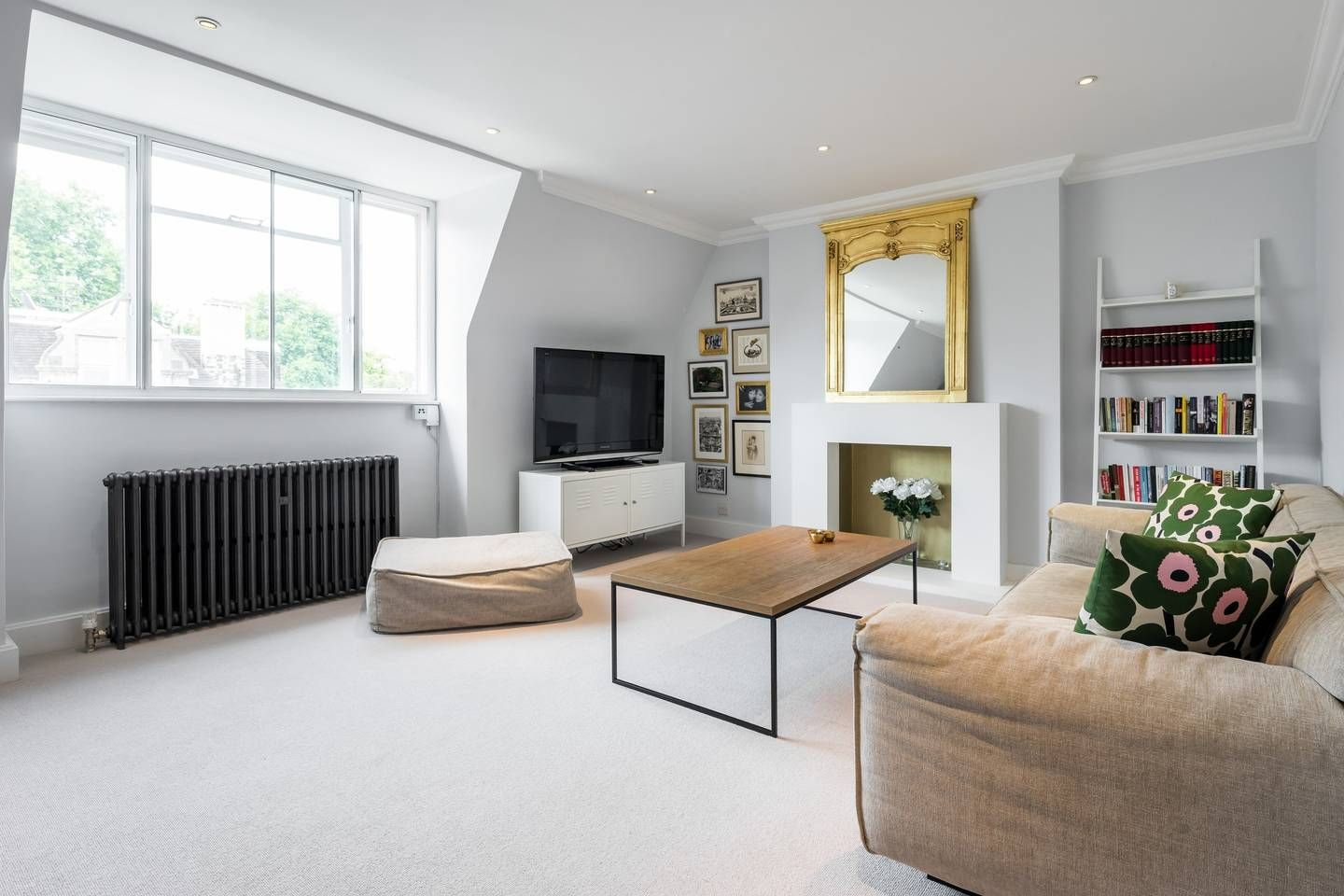 Sumptuous 2 Bed 2 Bath In Chelsea Flat Rent Home Room
