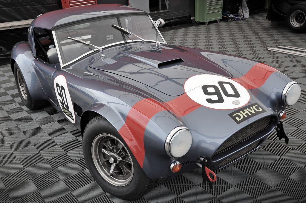 David Hart's AC Cobra No.90 Ford shelby cobra, Ac cobra
