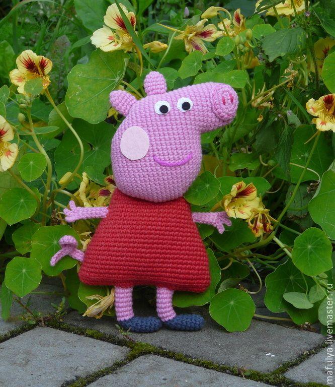 Crochet peppa pig | Crochet | Pinterest