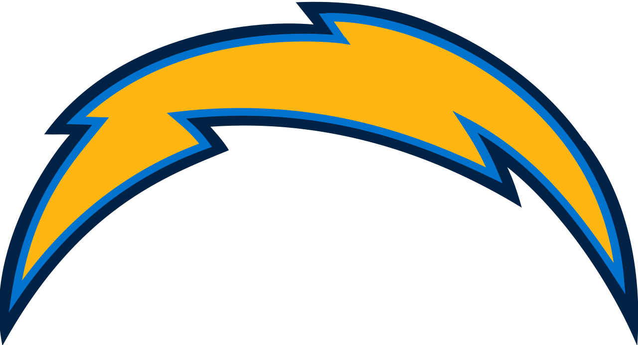 San Diego Chargers Logo And Symbol Meaning History Png Los Angeles Chargers Logo San Diego Chargers Nfl History