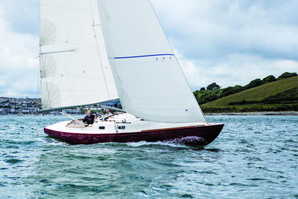Test Rustler 33 Sail24 Com Yachten Segelboot Boot Fahren