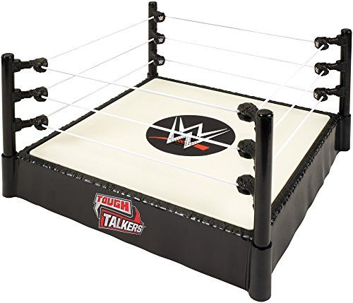 Wwe Boys Tough Talkers Ring Playset Wwe Toys For Boys Barbie