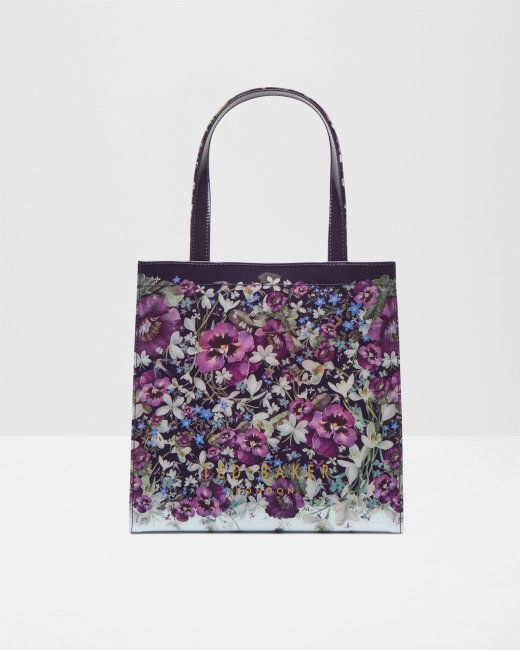 Enchanted Entanglement small shopper bag - Navy | Bags | Ted Baker UK