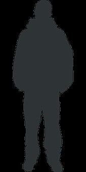 Man Person Silhouette Human Person Silhouette Silhouette Silhouette Architecture