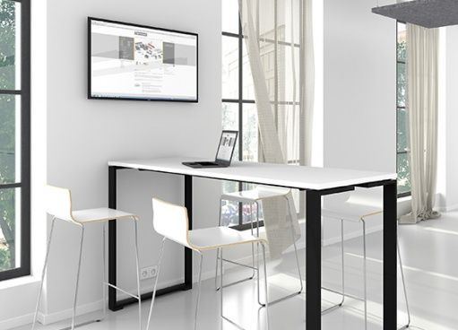 High tables jazz narbutas office interiors table et office
