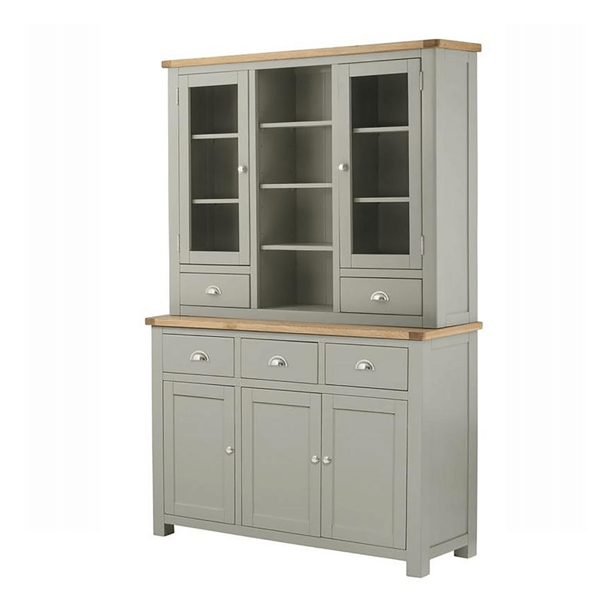 Padstow Knock Resistant Paint Solid Pine Frame Dresser Roseland Furniture