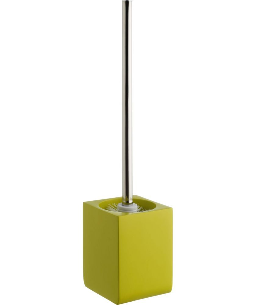 Buy Habitat Poli Toilet Brush and Holder - Saffron Yellow at Argos.co.uk - Your Online Shop for Bathroom sets and fittings.