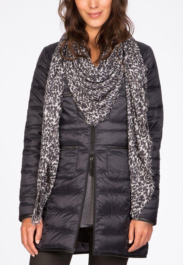 Doudoune femme Zalando, achat Comptoir des Cotonniers SILONG Doudoune -  noir charcoal prix promo Zalando 149.00 € TTC b9af1d6ad0f