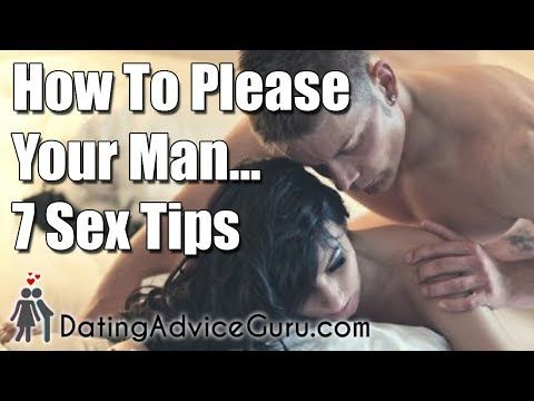 ways to satisfy your man in bed