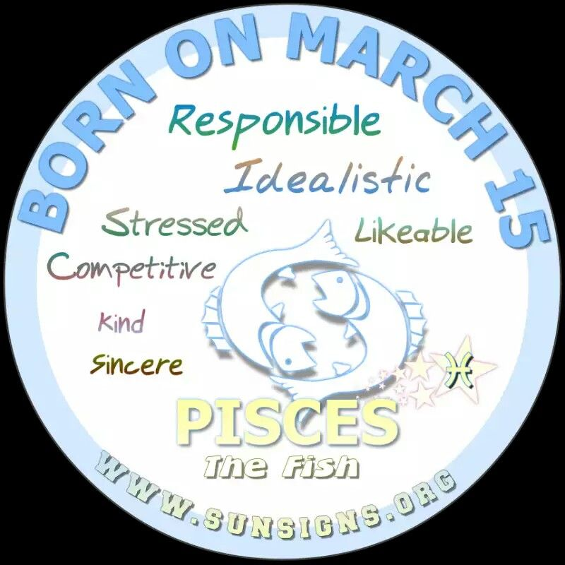 march 15 astrology personality