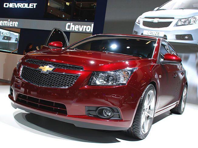 Available Cruze Color Chevrolet Cruze Cruze Chevrolet