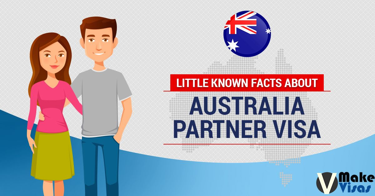 Bring your partner with you to Australia by applying to