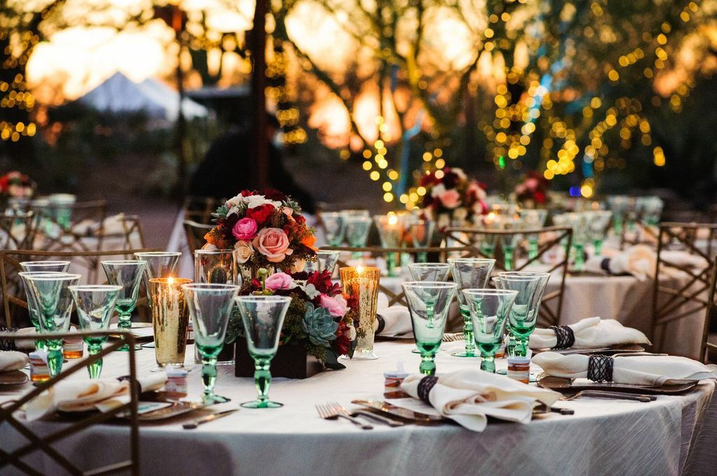 real wedding meant2be events & desert botanical garden