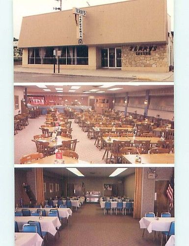 Terrys Cafeteria Restaurant Piqua Ohio My Town Roots Places Ive Been