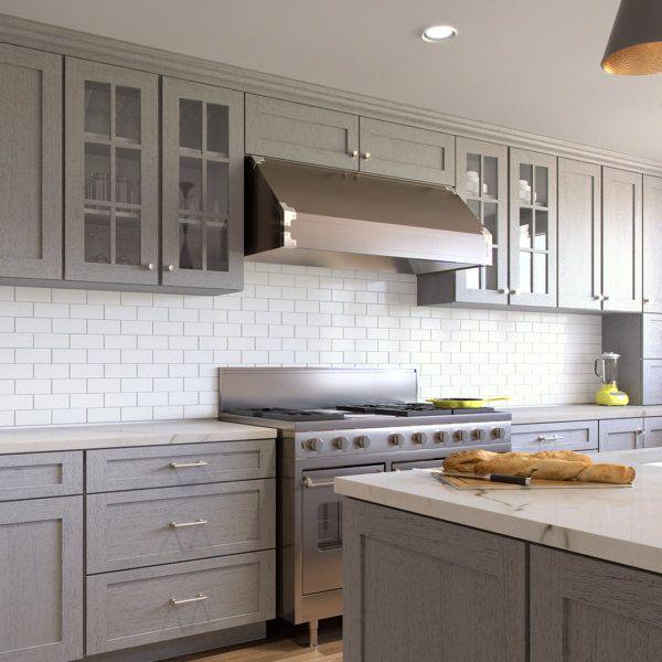 Best Nova Light Grey Shaker Forevermark Cabinetry Kitchen 640 x 480