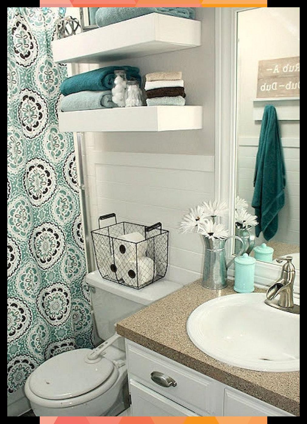 Kleine Badezimmer Deko Ideen Kleine Badezimmer Deko Ideen Beim Kauf Fur W Bade In 2020 Bathroom Decor Apartment Small Bathroom Ideas On A Budget Bathroom Decor