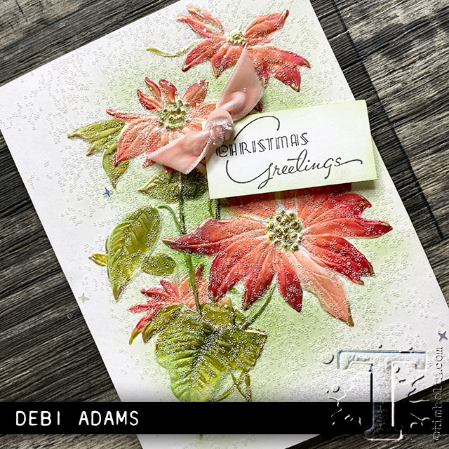 2020 sizzix chpt.3: christmas   Tim Holtz in 2020   Christmas card