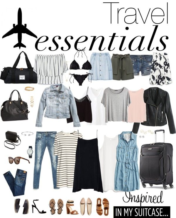 8ba82875c2 What to pack in a carry on suitcase only for a summer three week vacation