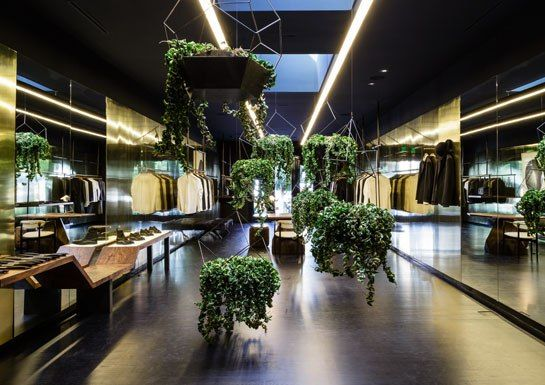 Commune Designs Mattisons First Clothing Boutique In Los Angeles Design FirmsDesign ConceptsClothing BoutiquesInterior ArchitectureStore DesignRetail