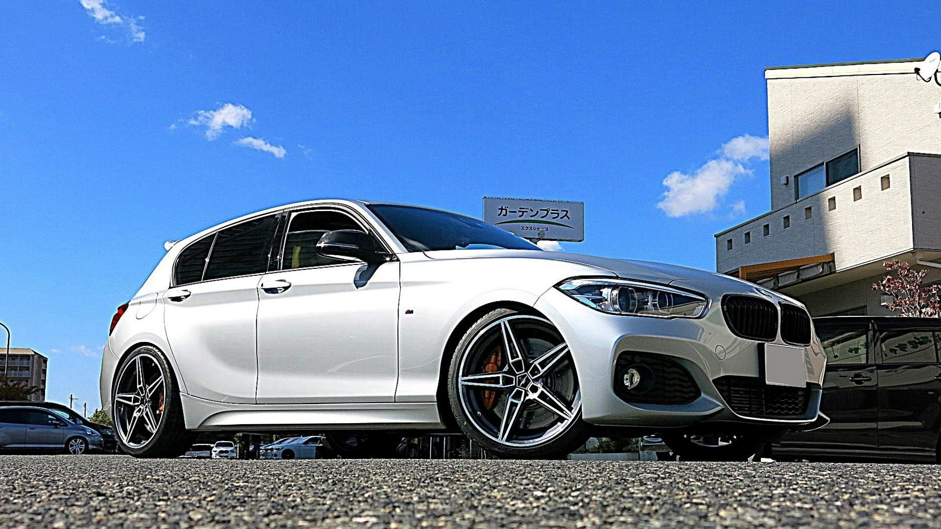 bmw f20 125i m package facelift bmw 1 series