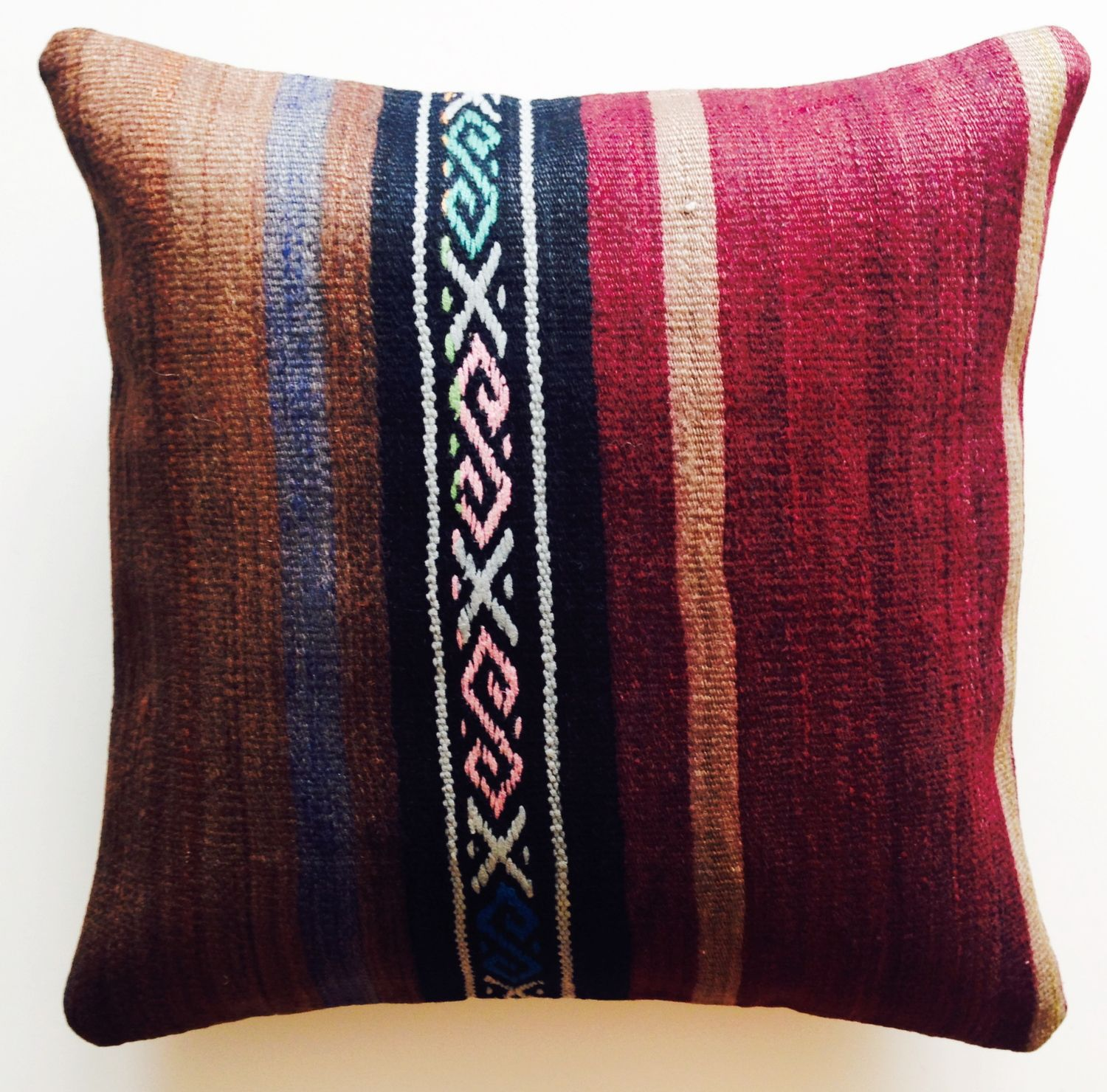 Kilim Pillow Cover — Linden and Lee