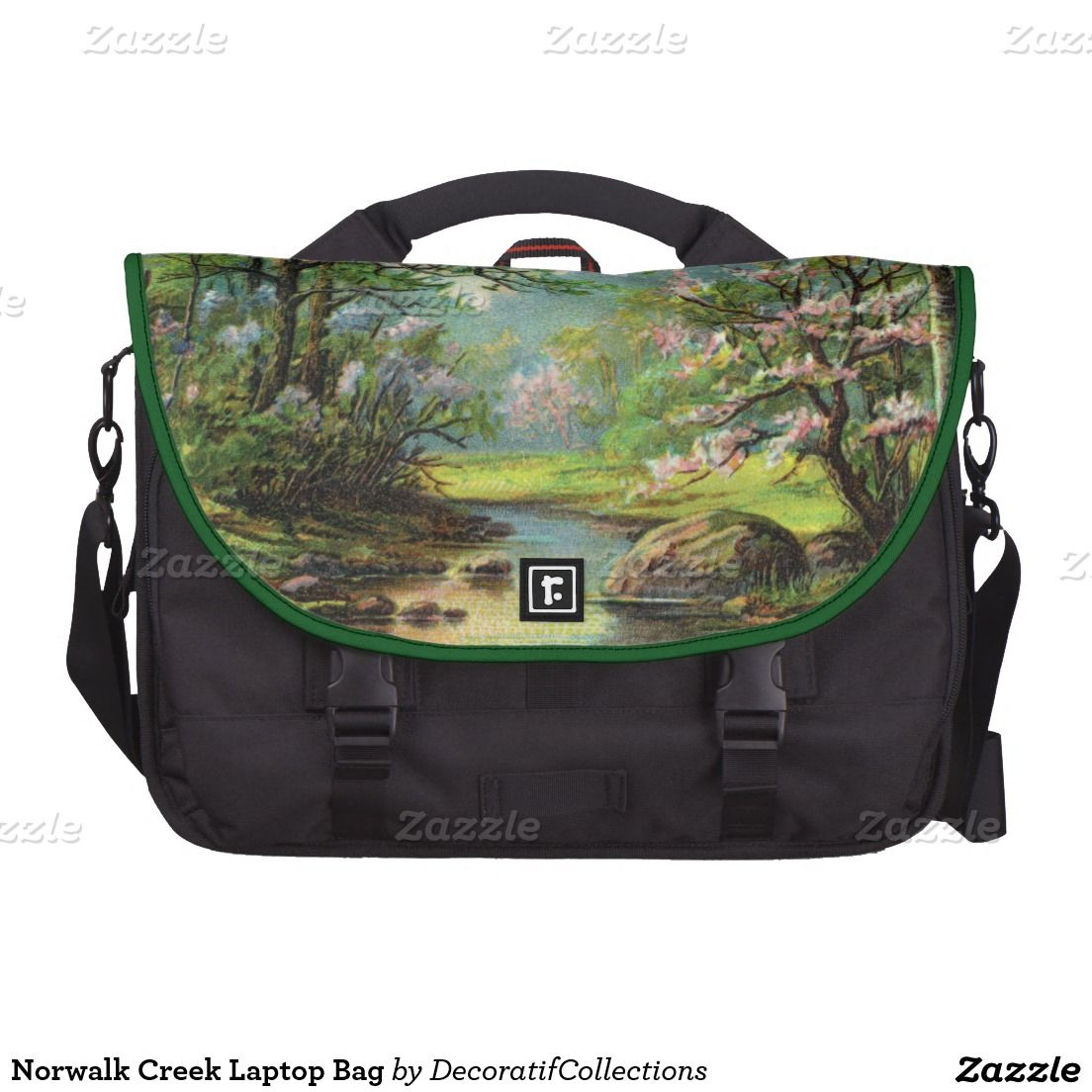 Norwalk Creek Laptop Bag