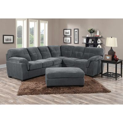 Great Red Barrel Studio Sectional U0026 Reviews | Wayfair