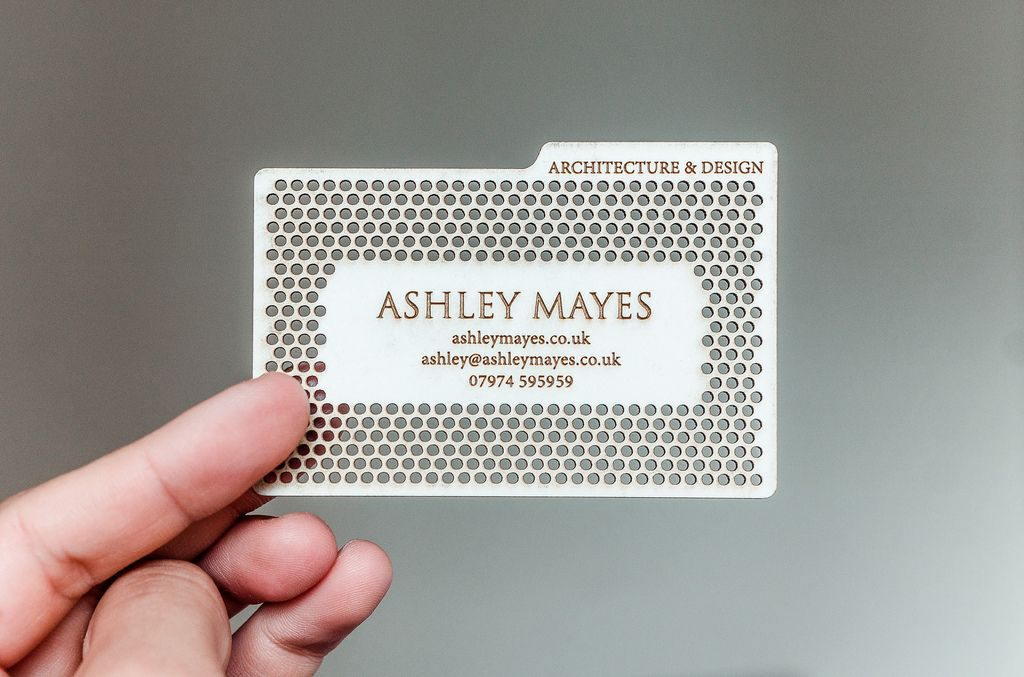 Laser cut business cards | Laser cutting, Business cards and Business