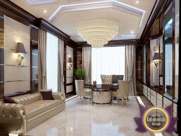 Houzz Interior Design Ideas Office Designs. Contemporary Designs Office  Interiors From Katrina Antonovich Always Correspond To The Main Principles  Of ...