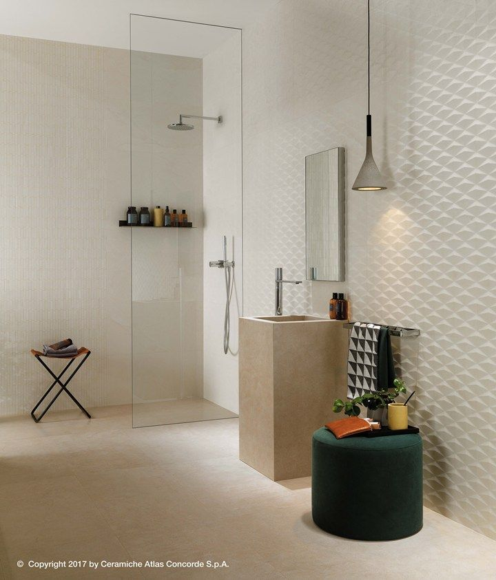 Kone By Atlas Concorde Floor And Wall Tiles Inspired By Limestone