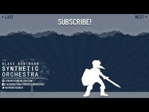 The Legend of Zelda - ALtTP - Overworld Orchestra - YouTube