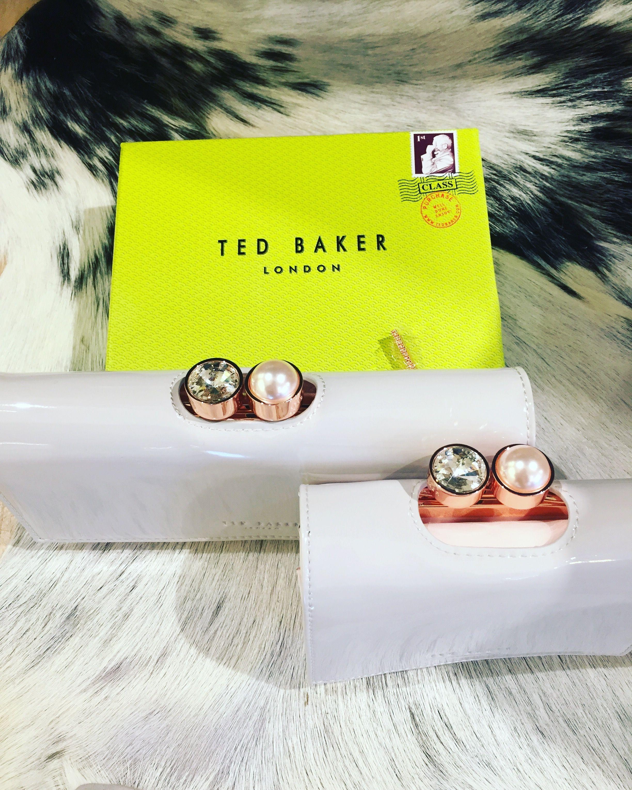 Ted Baker Portemonnee !! Do cute!!!😀