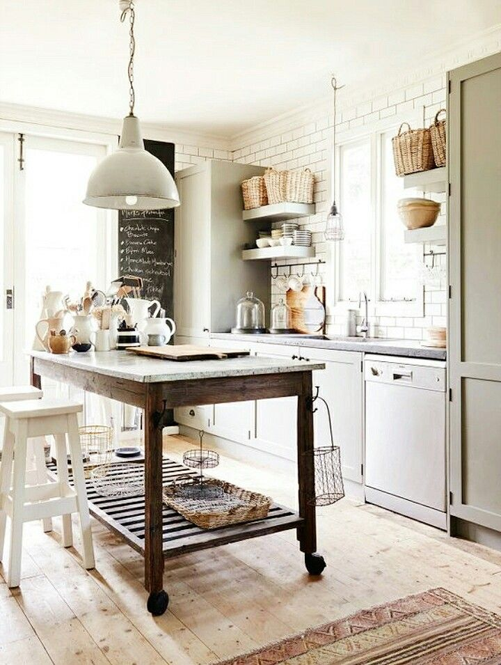 Magnificent Marble Top Island On Castors For The Home Kitchen Island Machost Co Dining Chair Design Ideas Machostcouk