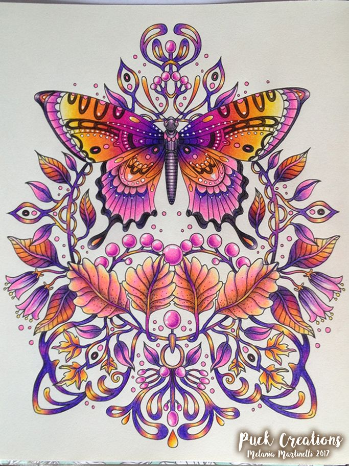 Daydreams Coloring Book By Hanna Karlzon Hannakarlzon