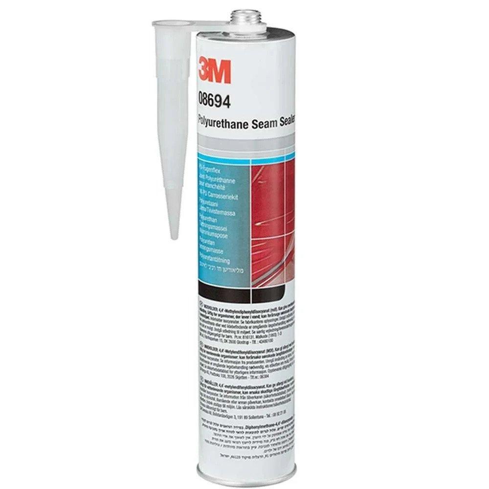 3M Polyurethan-Nahtversiegelung, grau, 310 ml