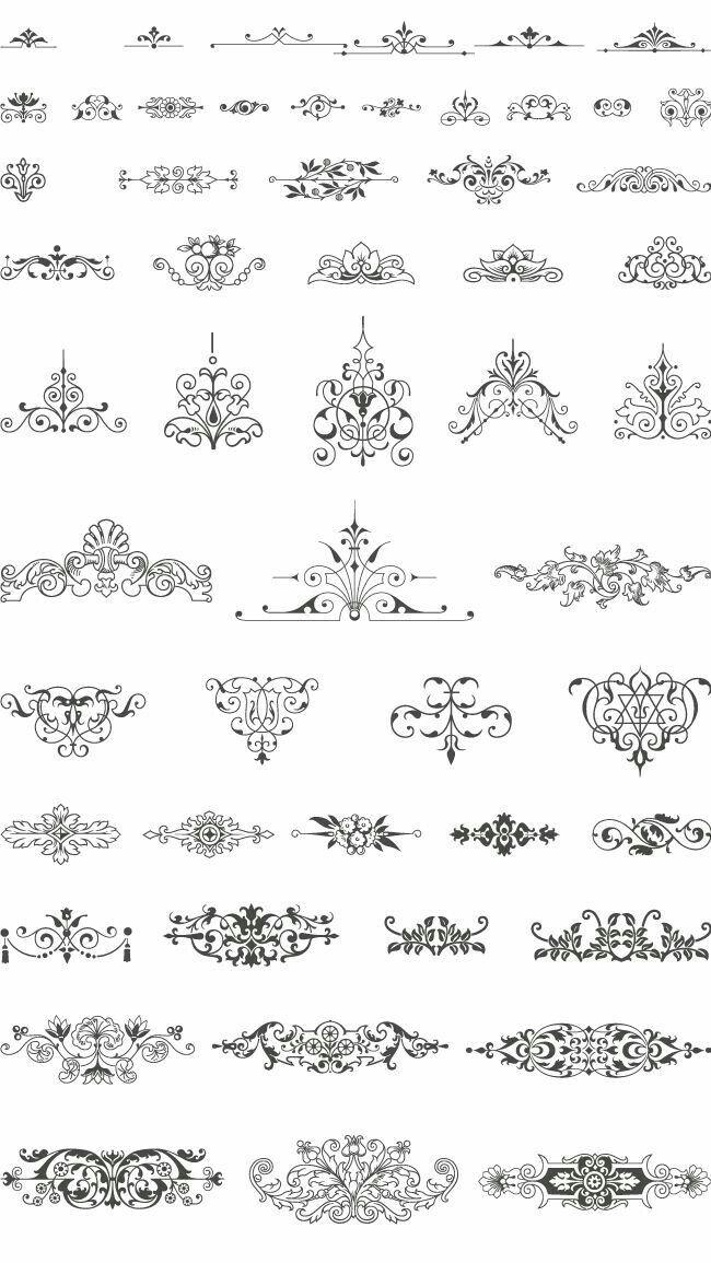 Pin by huma kazmi on adornment pinterest tattoo fonts and flourish stopboris Gallery