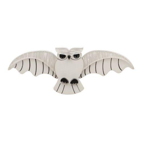 Erstwilder Oscar the Owl Oracle Brooch
